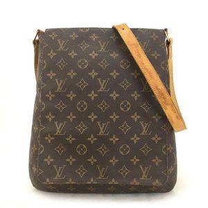 Louis Vuitton Monogram Musette GM
